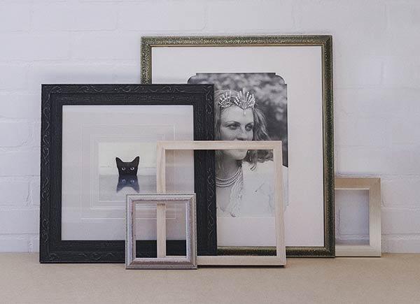 Bespoke Frames