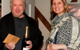 Mudlark Wins Art Prize at Conquest House, Canterbury