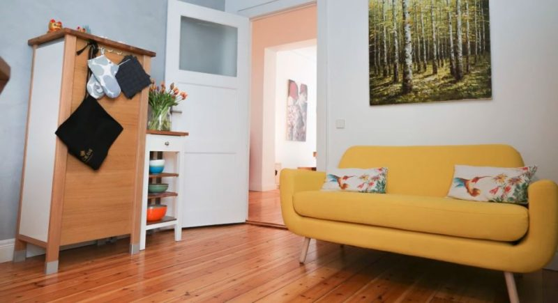 Placing artwork with your furniture