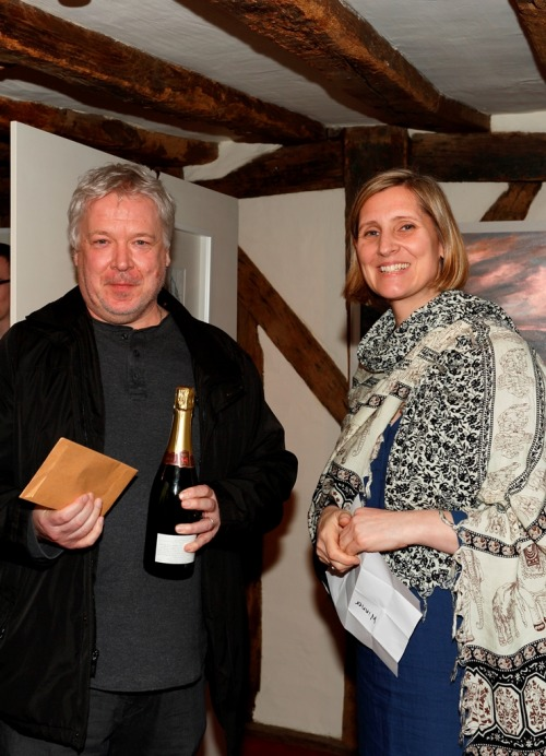 Mudlark Wins Art Prize at Conquest House, Canterbury